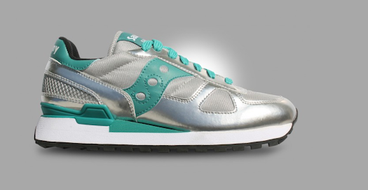 Saucony Originals Shadow Woman Metallic Pack