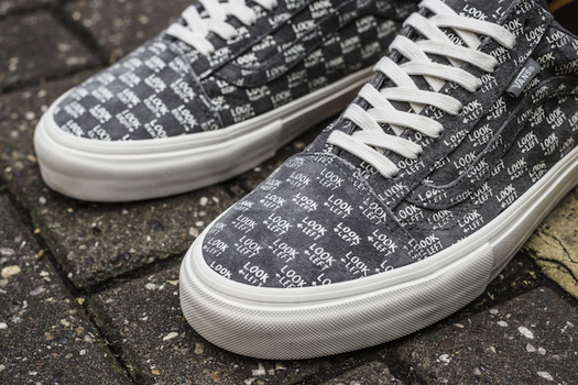 Sneakersnstuff x Vans London Pack
