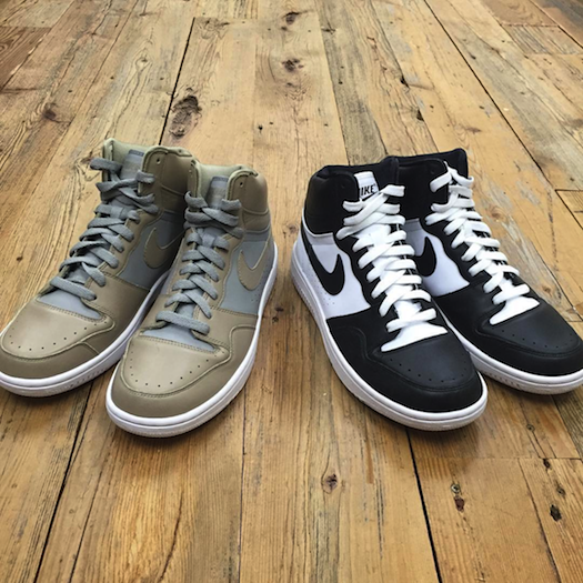 UNDERCOVER x NIKE COURT FORCE HI