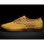 """バンズ・シンジケート x ダブルタップス・オーセンティック """"S"""" イエロー(Vans Syndicate x Wtaps Authentic """"S"""" Yellow)"""