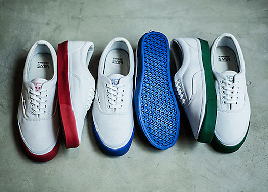 Vault by Vans x WTAPS Era