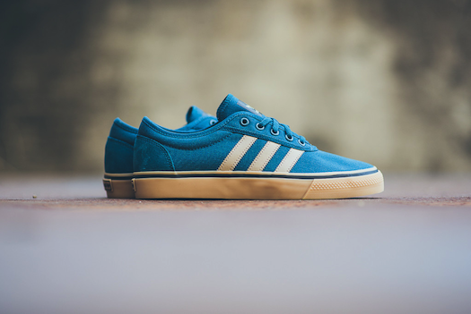 Adidas Adi-Ease Forest Green/Gum