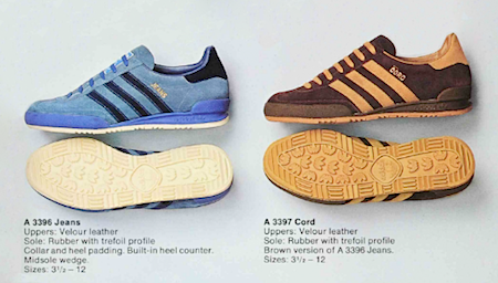 adidas Jeans and Cord