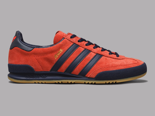 adidas Jeans MKII Red / Collegiate Navy / Gum