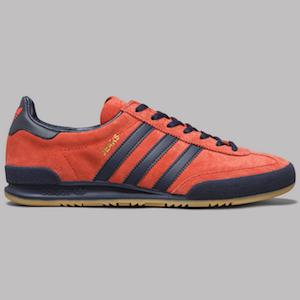 adidas Jeans MKII Red / Collegiate Navy / Gum