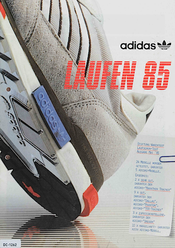 1985 Running Catalogue