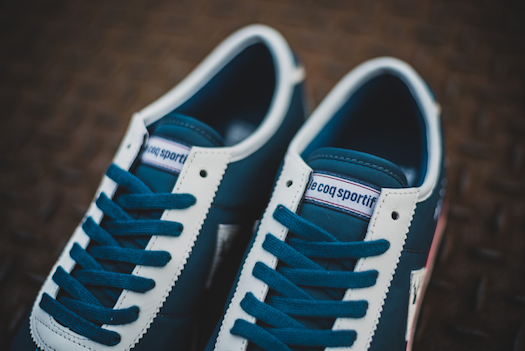 Le Coq Sportif Wendon Real Teal