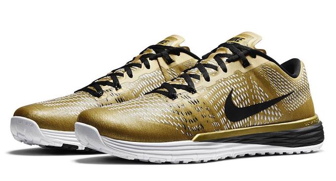 Nike Lunar Caldra Gold