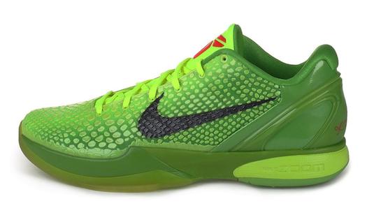 Nike Zoom Kobe VI Grinch