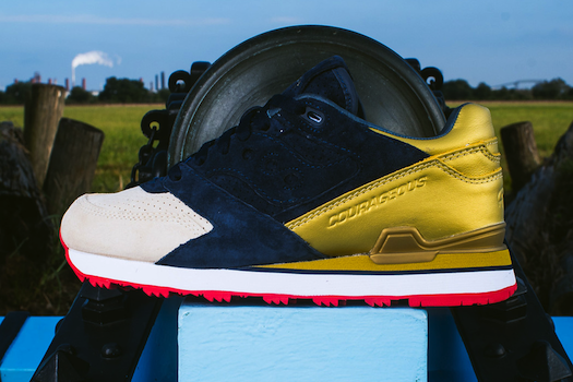 Politics x Saucony Courageous Battle of Nola The Jackson