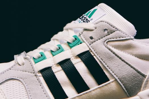 adidas Originals EQT 93 Vintage white
