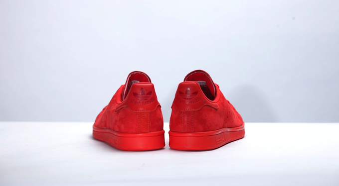 adidas Stan Smith [Power Red]