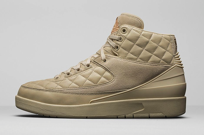Nike Air Jordan 2 Retro x Just Don Beach