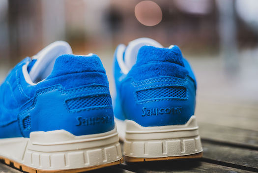 Saucony x Bodega Shadow 5000 Elite Red & Blue Re-issue
