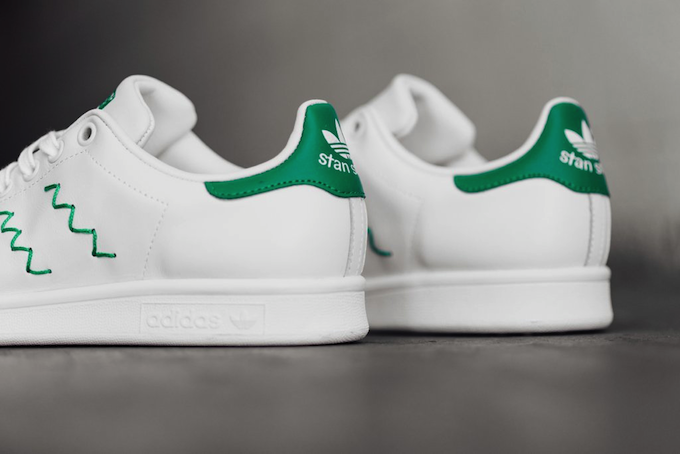 Adidas Originals Stan Smith Zig Zag Pack