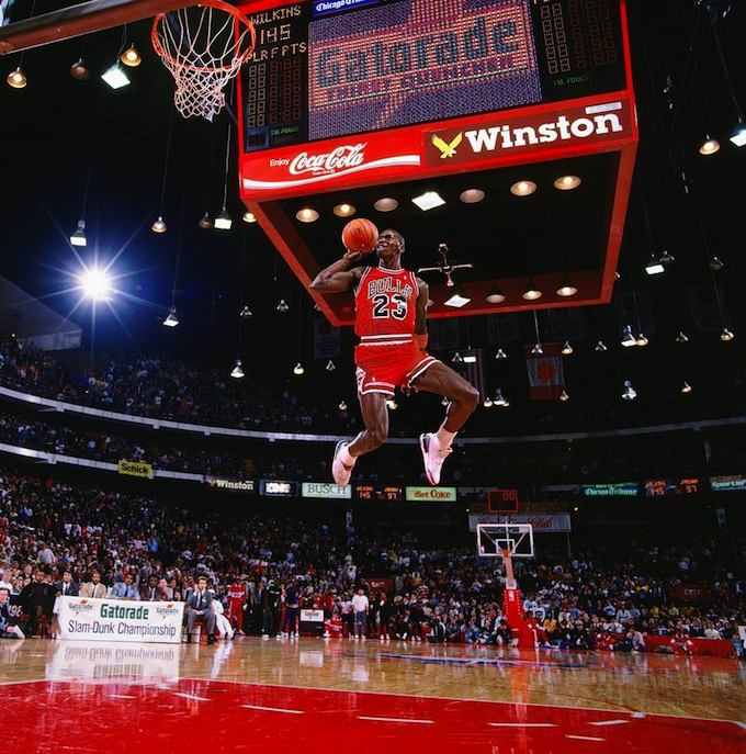 1988 NBA Slam Dunk Contest