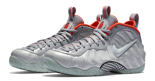 "Nike Air Foamposite Pro ""Platinum Pro"" Releases this Week"