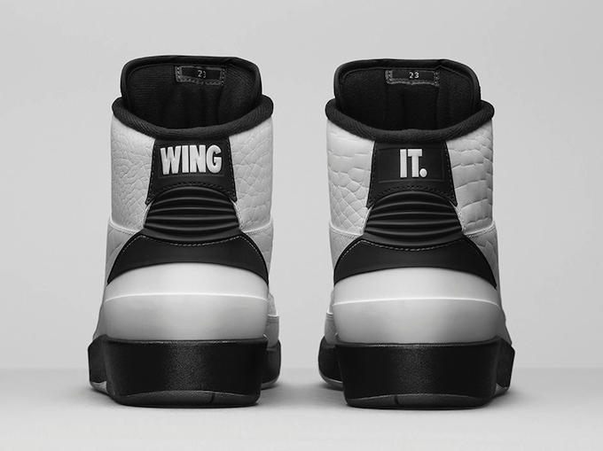 Nike Air Jordan 2 Retro Wing It