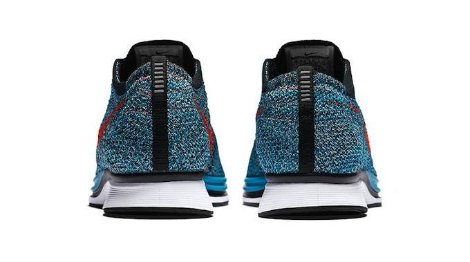 Nike Flyknit Racer Fire & Ice