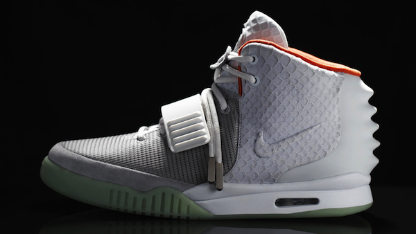 The Nike Air Yeezy II