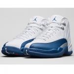 """ナイキ・エア・ジョーダン 12 レトロ """"フレンチ・ブルー""""(Nike Air Jordan 12 Retro """"French Blue"""")"""