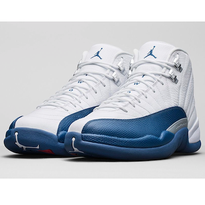 Nike Air Jordan 12 Retro French Blue