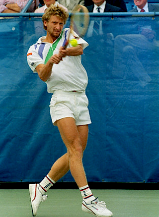 Miloslav Mecir 1986