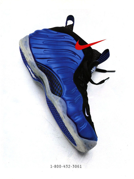Nike Air Foamposite One 1997