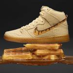 """ナイキ SB ダンク・ハイ・プレミアム """"ワッフル""""(Nike SB Dunk High Premium """"Waffle"""")"""