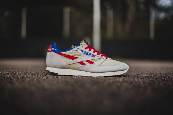 Reebok Classic London TC Paper White
