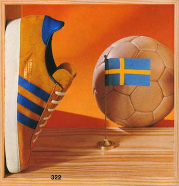 adidas Mexicana swedish 1973