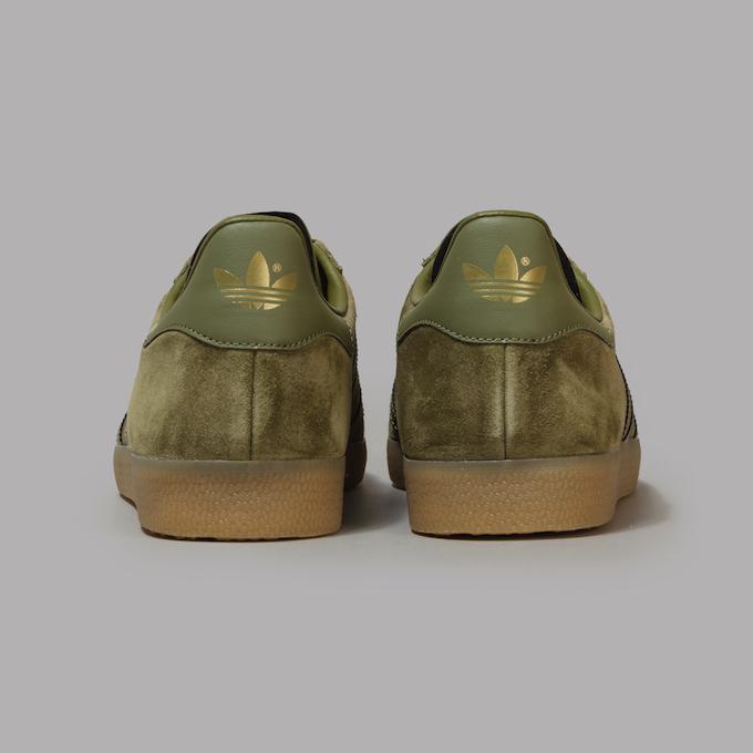 adidas Gazelle Olive Cargo