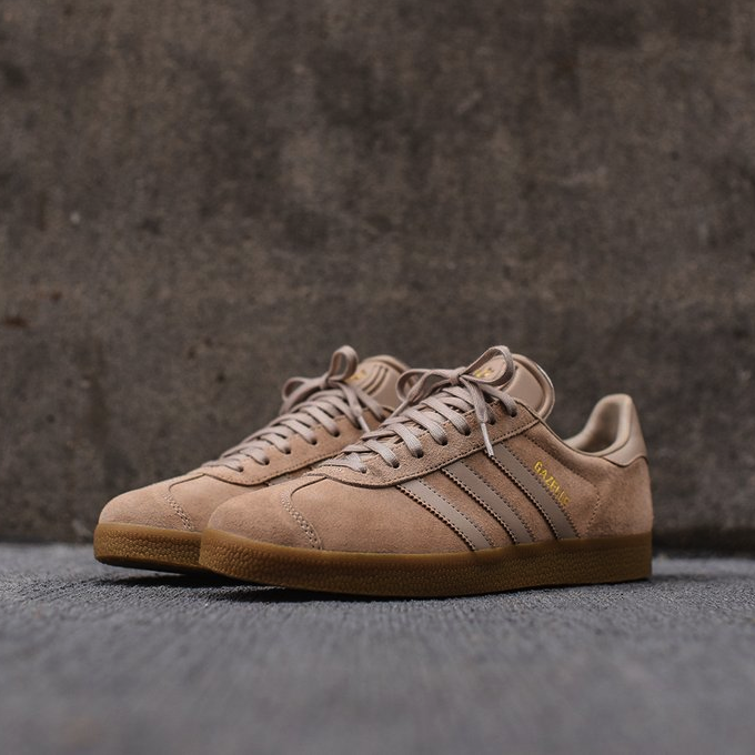 adidas Originals Gazelle Pack Olive/Sand