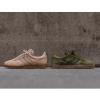 アディダス・オリジナルス・ガッツレー・オリーブ/サンド(adidas Originals Gazelle Pack Olive/Sand)