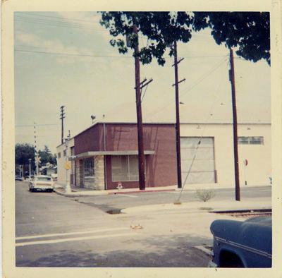 Vans Anaheim 1966