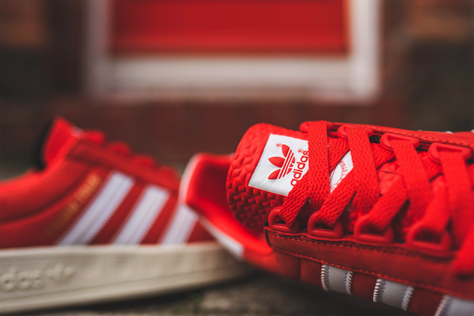 Adidas Trimm Trab Liverpool Editorial (2019)
