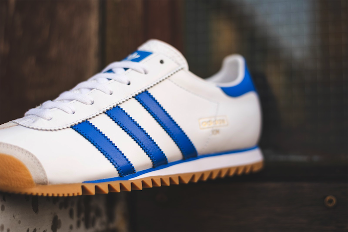 adidas Rom White/Blue (City Series MMXIX)
