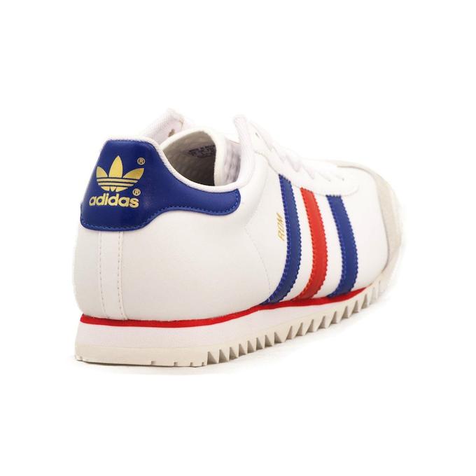 Adidas Originals Rom [White/red/blue]