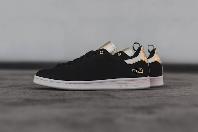 CLOT x adidas Originals Stan Smith