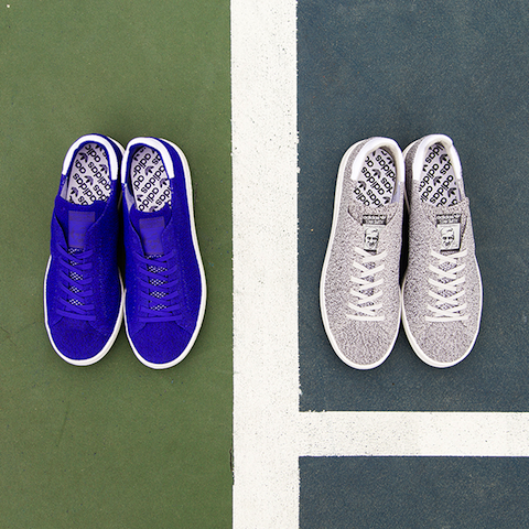 adidas Stan Smith Primeknit [Night Flash][Light Solid]