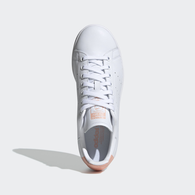 adidas Stan Smith [Cloud White/Glow Pink]